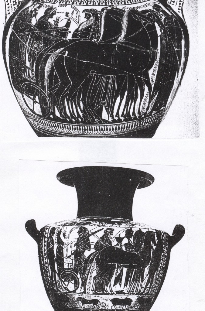 Atena ved Heraklu uz Olimpu