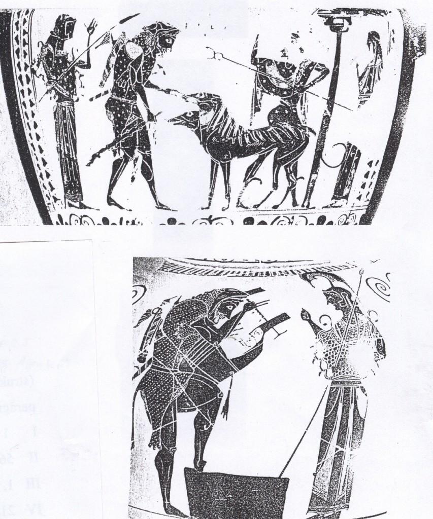 Herkls- Kerbers Atena