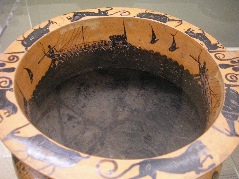 Центральное поведенческое понятие древнегреческих мыслителей