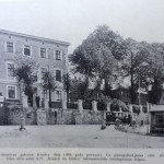 Slimnīca pirmssākumos